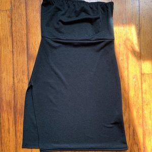 New black mini dress